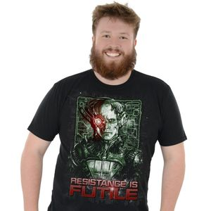[Star Trek: T-Shirt: Resistance Is Futile (Destination Star Trek 2019 Exclusive) (Product Image)]