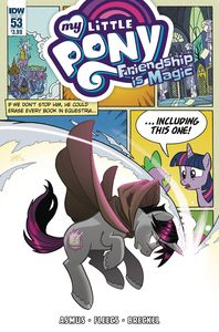 [My Little Pony: Friendship Is Magic #53 (Product Image)]