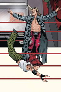 [WWE #19 (Schoonover Raw Connecting Variant) (Product Image)]