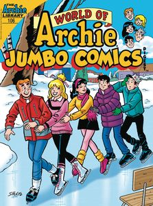 [World Of Archie: Jumbo Comics Digest #106 (Product Image)]