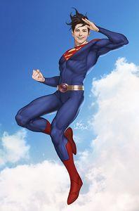 [Future State: Superman Of Metropolis #1 (Inhyuk Lee Card Stock Variant) (Product Image)]