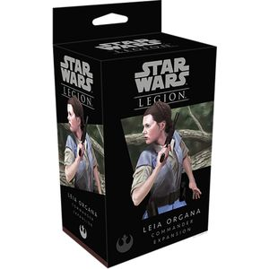 [Star Wars Legion: Leia Organa: Commander Expansion (Product Image)]