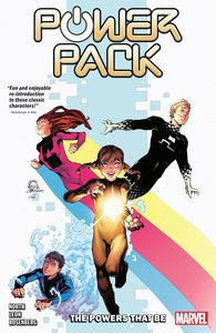 [Power Pack: Powers That Be (Product Image)]