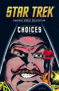[Star Trek: Graphic Novel Collection: Volume 78: Choices (Product Image)]