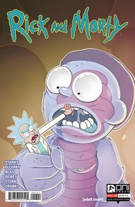 [Rick & Morty #57 (Cover B Spano) (Product Image)]