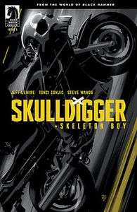 [Skulldigger & Skeleton Boy #5 (Cover A Zonjic) (Product Image)]