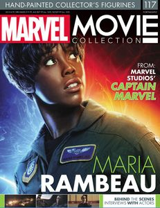 [Marvel Movie Collection #117: Maria Rambeau (Product Image)]