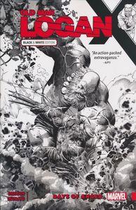 [Wolverine: Old Man Logan: Volume 6: Days Of Anger: Black & White (DM) (Product Image)]