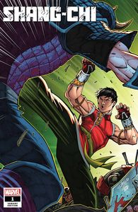 [Shang-Chi #1 (Ron Lim Variant) (Product Image)]