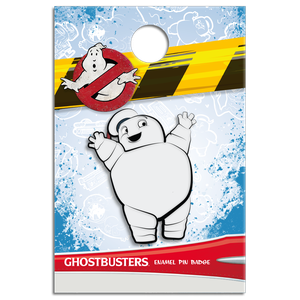 [Ghostbusters: Afterlife: Enamel Pin Badge: Mini-Puft #3 (Product Image)]
