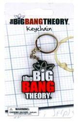 [Big Bang Theory: Laser Cut Keychain (Product Image)]