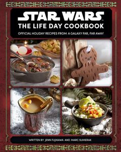 [Star Wars: The Life Day Cookbook (Hardcover) (Product Image)]