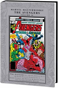 [Marvel Masterworks: Avengers: Volume 16 (Hardcover) (Product Image)]