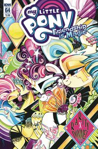 [My Little Pony: Friendship Is Magic #64 (Cover B Richard) (Product Image)]