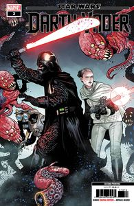 [Star Wars: Darth Vader #2 (2nd Printing Variant) (Product Image)]