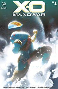[X-O Manowar (2020) #1 (Cover B Dekal) (Product Image)]