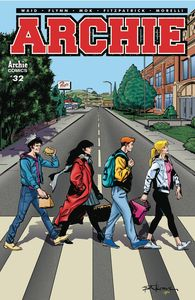 [Archie #32 (Cover C Krause) (Product Image)]