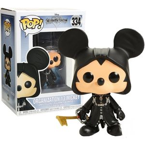 [Kingdom Hearts: Pop! Vinyl Figure: Organisation 13 Mickey (Product Image)]