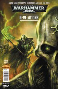 [Warhammer 40K: Revelations #3 (Cover B Percival) (Product Image)]