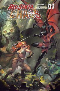 [Red Sonja: Age Of Chaos #1 (Hetrick Bonus Variant) (Product Image)]