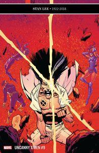 [Uncanny X-Men #9 (Product Image)]