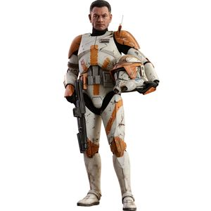 [Star Wars: Revenge Of The Sith: Hot Toys Action Figure: Commander Cody (Product Image)]