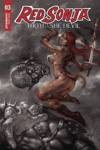 [Red Sonja: Birth Of She Devil #3 (Parrilo Hue Variant) (Product Image)]