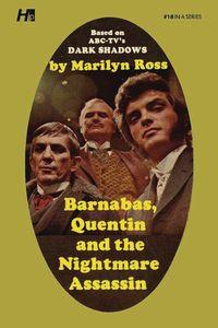 [Dark Shadows Novel: Volume 18: Nightmare Assassin (Paperback Library) (Product Image)]