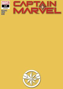 [Captain Marvel #17 (Marvel Wednesday Variant) (Product Image)]
