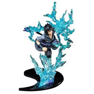 [Naruto Shippuden: Fightarts Statue: Zero Sasuke Uchiha Kizuna (Product Image)]