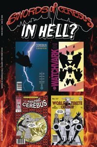 [Swords Of Cerebus In Hell: Volume 3 (Product Image)]
