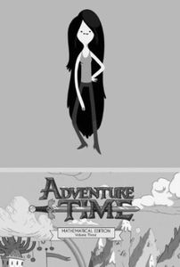 [Adventure Time: Volume 3 (Mathematical Edition  - Titan Edition Hardcover) (Product Image)]