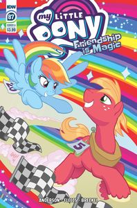 [My Little Pony: Friendship Is Magic #87 (Cover A Fleecs) (Product Image)]