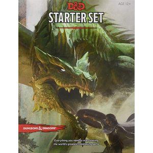 [Dungeons & Dragons: RPG Starter Set (Product Image)]