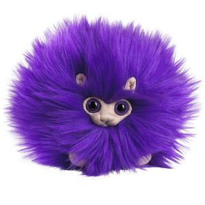 [Harry Potter: Plush: Purple Pygmy Puff (Product Image)]