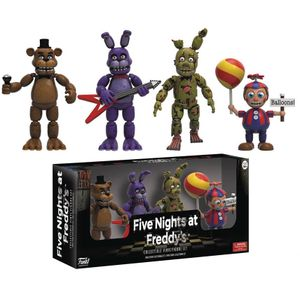 [Five Nights At Freddy's: Action Figure Pack: Set 2 (Product Image)]