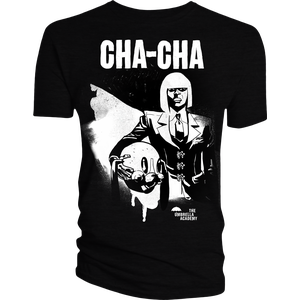 [The Umbrella Academy: T-Shirt: Cha Cha By Gabriel Ba (Product Image)]