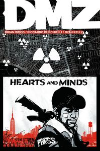 [DMZ: Volume 8: Hearts And Minds (Product Image)]