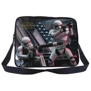 [Star Wars: The Force Awakens: Messenger Bag: Lenticular Stormtrooper (Product Image)]