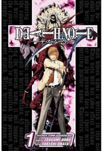 [Death Note: Volume 1 (Product Image)]