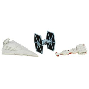 [Star Wars: The Force Awakens: Wave 1 Micro Machines 3 Packs: Imperial Pursuit (Product Image)]