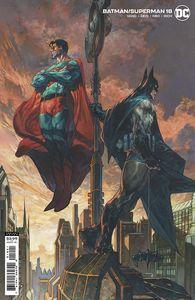 [Batman/Superman #18 (Cover B Simone Bianchi Card Stock Variant) (Product Image)]