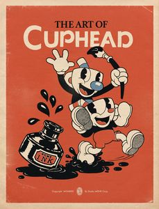 [Art Of Cuphead (Hardcover) (Product Image)]