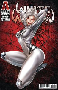 [White Widow #11 (Cover C Tyndall Lenticular) (Product Image)]