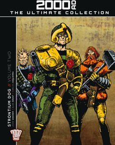 [2000AD: Ultimate Collection: Issue 20: Strontium Dog: Volume 2 (Product Image)]