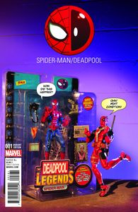 [Spider-Man/Deadpool #1 (Action Figure Photo Variant) (Product Image)]