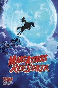 [Mars Attacks/Red Sonja #4 (Cover A Suydam) (Product Image)]