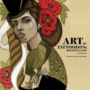 [Art by Tattooists: Beyond Flash (Product Image)]