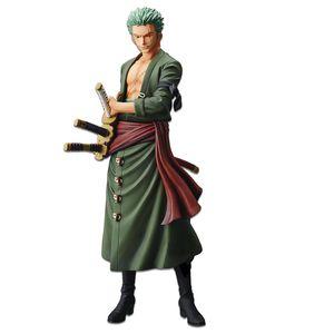 [One Piece: Grandista The Grandline Men: Statue: Roronoa Zoro (Product Image)]