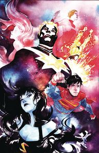 [Legion Of Super Heroes #8 (Dustin Nguyen Variant Edition) (Product Image)]